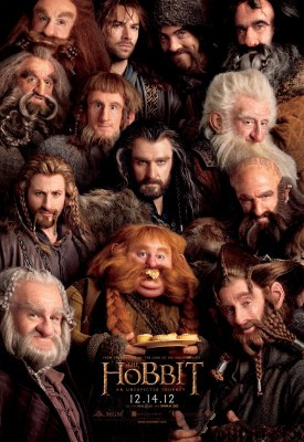HobbitDwarf-poster