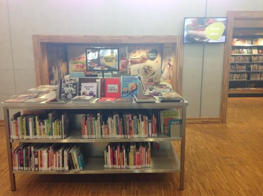 bibliotheek Amersfoort kookboeken