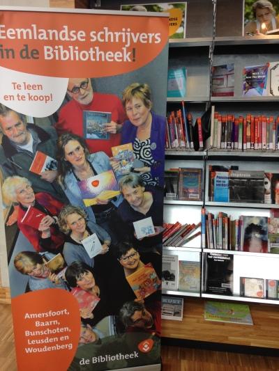 bibliotheek Amersfoort Eemlandse schrijvers