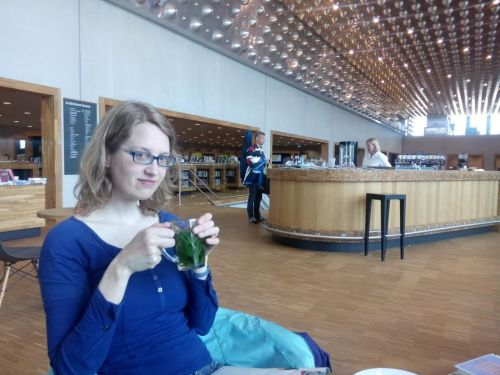 thee in het Eemhuis