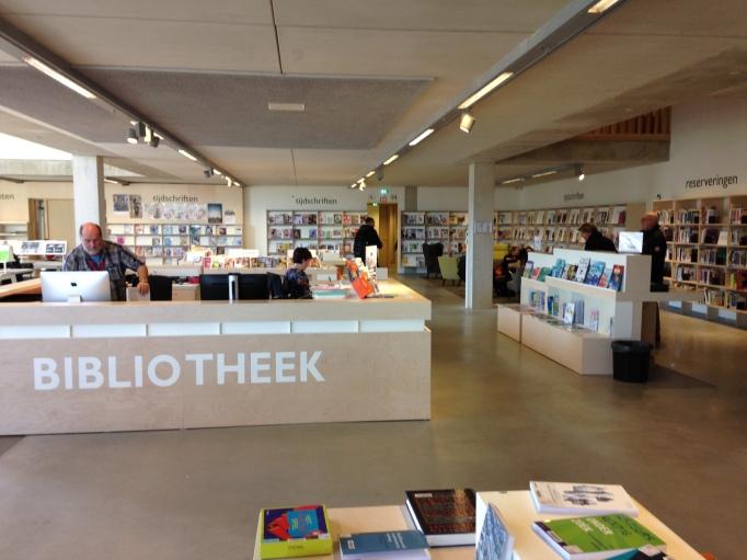 De bibliotheek van sittard lalag leest - Bibliotheekwereld huis ...